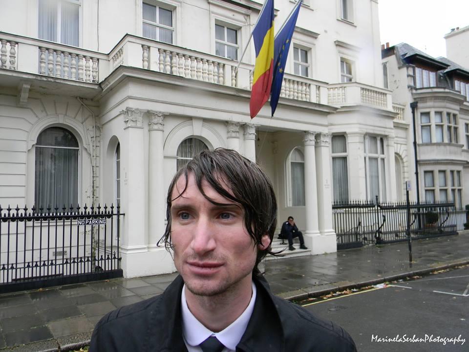 Alex Ostafe: Scrisoare deschisă adresată președintelui Traian Băsescu